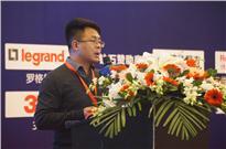 【视频】河东HDL尹文杰:多网合一的智能照明管理平台