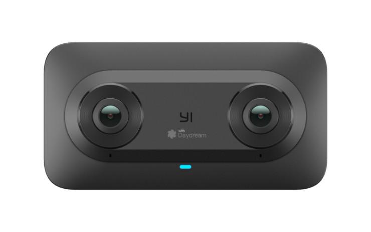 VR180的诞生是为了让VR视频更容易录制