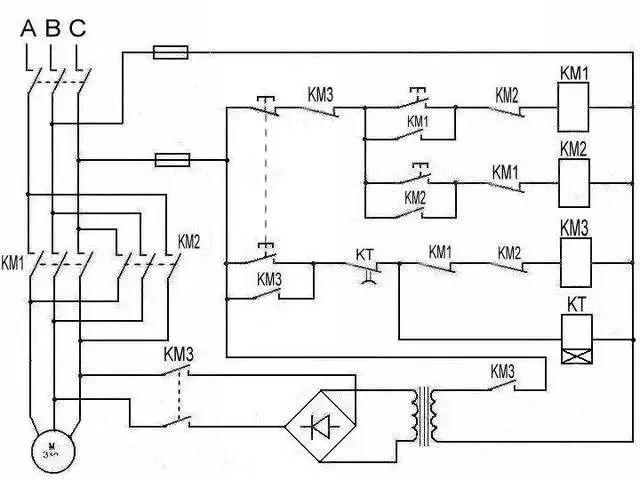 还有可控硅整流电路及负反馈调速装置原理等等,希望对大家的工作有所