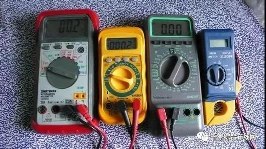 万用表的这些测量技巧你都掌握了吗