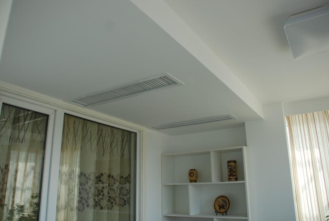 装中央空调吊顶尺寸多少  什么样的房型适合安装中央空调?