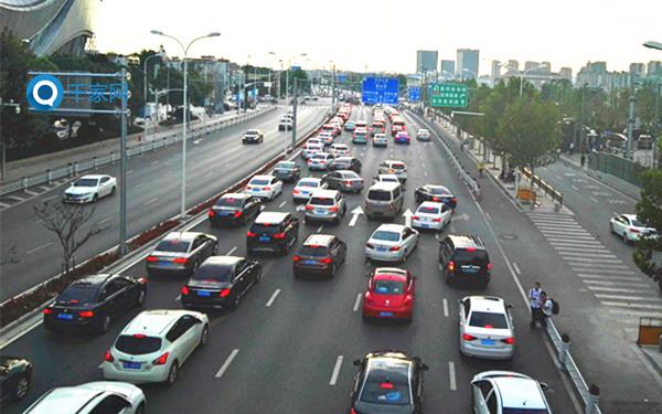 智能交通领域常见的数据采集技术