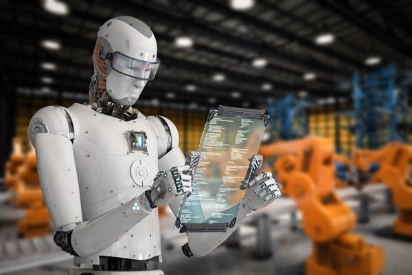 软件赚钱听说机器人行业很挣钱?