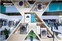 AWE2019前方大揭秘,海信洗衣机暖男X7plus惊艳全场