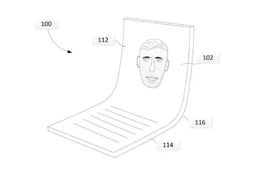 最新专利表明,谷歌正在试验可折叠显示技术