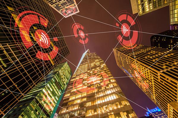 智能连接:5G让城市建筑将会更智能