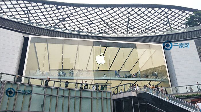 《亚博》苹果在华首个数据中心建设稳步推进